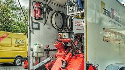 truckservice adac